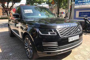 Chi tiết chiếc xe Range Rover 14 tỷ đồng của đại gia Bình Dương