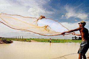 Hồ Tonle Sap - nơi ngư dân không còn cá hay hy vọng