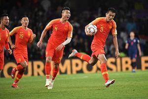 'Vượt qua Thái Lan, bóng đá Trung Quốc chấm dứt 15 năm ác mộng'