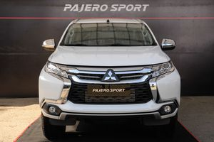 Mitsubishi Pajero Sport thêm bản số sàn, giá 980 triệu đồng