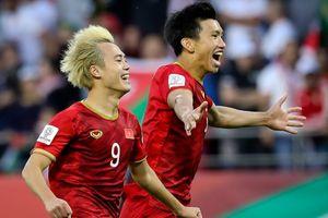 Vào tứ kết Asian Cup, Việt Nam sắp vượt qua vị trí thứ 100 thế giới