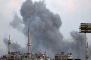 Phòng không Syria bắn hạ 30 tên lửa Israel tấn công Damascus
