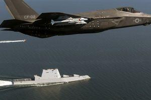 Mỹ vội vàng đưa USS Michael Monsoor vào trang bị