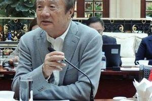 Cha đẻ Huawei bất ngờ tiết lộ không chọn con gái làm người kế nhiệm