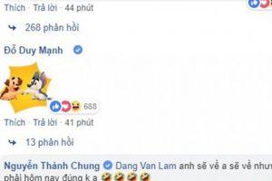 Đặng Văn Lâm và lời tiên tri 'như thần' về ĐT Việt Nam