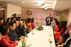 Cộng đồng người Việt Nam ở nước ngoài mừng Xuân Kỷ Hợi