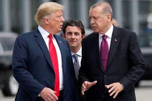 Tổng thống Thổ Nhĩ Kỳ khẳng định sẵn sàng tiếp quản an ninh tại Manbij