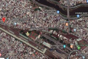 Cấm xe lưu thông đường Trần Văn Đang, quận 3 phục vụ chạy tàu Tết Kỷ Hợi 2019