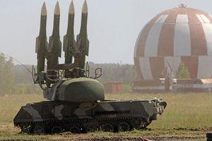Syria dùng Buk-M2 chặn loạt tên lửa của Israel trong cuộc tấn công mới nhất