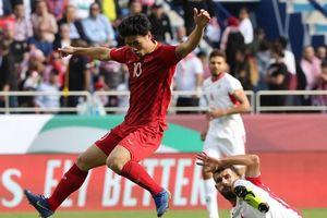 Báo chí thế giới nức lời khen ngợi Việt Nam sau chiến thắng trước Jordan