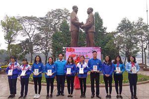 Phát động Hành trình 'Tuổi trẻ Việt Nam nhớ lời Di chúc theo chân Bác'