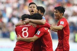 'Đội tuyển Việt Nam đã làm nên dấu mốc lịch sử cho thế hệ sau'