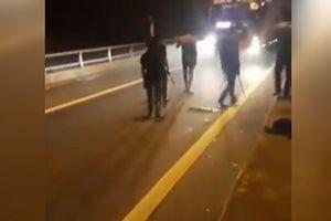 Điều tra vụ nạn nhân khai báo bị 3 người có hung khí chặn xe cướp của