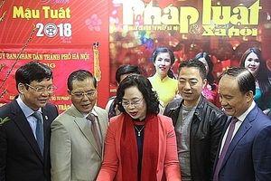 Sắp diễn ra Hội báo Xuân Kỷ Hợi - Hà Nội 2019