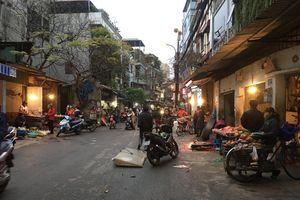 'Nhếch nhác' bộ mặt đô thị tại phường Khương Trung