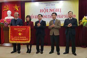 Sở Tư pháp tỉnh Phú Thọ: Tập thể đoàn kết, vững mạnh