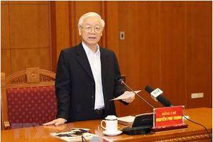 Tổng Bí thư, Chủ tịch nước: Không khoan nhượng với tham nhũng
