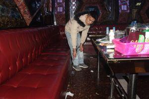 Chiêu đãi sinh nhật bằng 'tiệc ma túy' trong quán karaoke