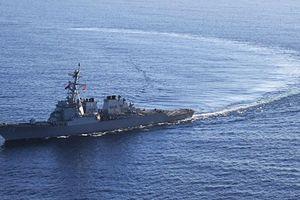 Mỹ liên tục thách thức Nga ở Biển Đen