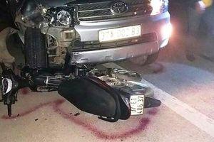 Nghệ An: Xe ô tô tông xe máy trên quốc lộ, trạm phó y tế tử vong