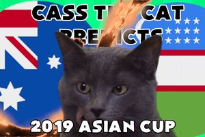 Dự đoán kết quả trận Australia vs Uzbekistan hôm nay 20/1 của mèo Cass