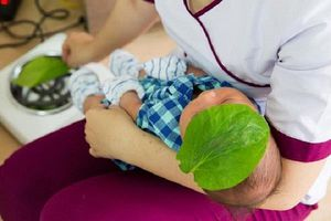 Mẹo chữa nấc cho trẻ sơ sinh an toàn, hiệu quả