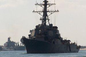 Nga điều chiến hạm gì 'hộ tống' 2 tàu khu trục tên lửa Mỹ trên biển Baltic?
