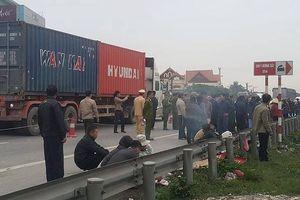 Xe tải gây tai nạn chết 8 người là của một doanh nghiệp ở Hà Nội