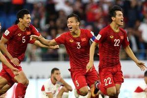 Kết quả chi tiết vòng 1/8 Asian Cup 2019: Tuyệt vời Việt Nam