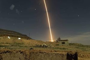 Không 'ngán' Buk và Panstir của Syria, Israel tiếp tục phóng tên lửa nhằm vào thủ đô Damascus