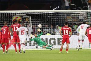 ASIAN CUP 2019: UAE tin tưởng sẽ vượt qua 'Chim ưng Trắng' Kyrgyzstan