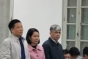 Lý do Hà Văn Thắm xuất hiện tại phiên xử 4 sếp Lọc hóa dầu Bình Sơn sáng nay?