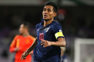 Đội trưởng Thái Lan: 'Chúng tôi sẽ trỗi dậy ở Asian Cup lần tới'