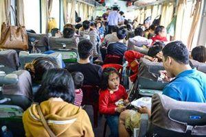'Cạn' vé máy bay, vé tàu chỉ còn ghế ngồi và ghế phụ