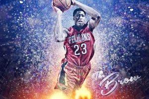 Anthony Davis gặp chấn thương, dấu chấm hết cho tham vọng dự play-off của Pelicans?