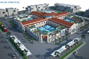 Khánh thành Trung tâm thương mại Long Hoa