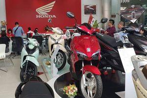 Hơn 2,5 triệu người Việt Nam mua xe Honda trong năm 2018