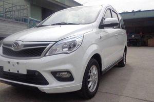 Ô tô Trung Quốc 7 chỗ ngồi giá chỉ 240 triệu đồng đang rao bán tại Việt Nam