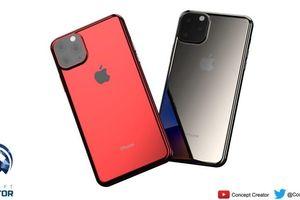 Cận cảnh iPhone XI với camera khủng đẹp rụng rời, đố ai có thể kìm lòng được