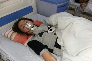 Cô gái bị hành hung ở Linh Đàm: Chuyển lên BV Bạch Mai điều trị chấn động thần kinh