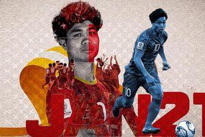 BTC Asian Cup chúc mừng sinh nhật 24 tuổi của Công Phượng