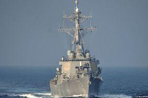 Mỹ liên tiếp điều tàu chiến tới Biển Đen, Nga không thể 'làm ngơ'