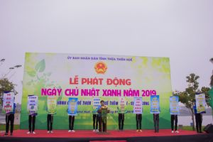 Thừa Thiên Huế hướng đến thành phố xanh - sạch - sáng