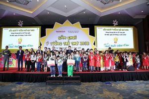 Honda Việt Nam khơi dậy sức sáng tạo qua Sân chơi Ý tưởng trẻ thơ