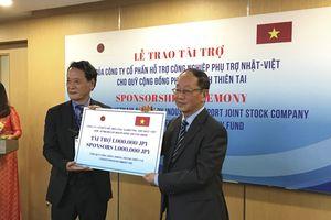 Nhật Bản chung tay giúp Việt Nam phòng chống thiên tai