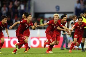 Việt Nam chiến thắng Jordan: Đẳng cấp!!!