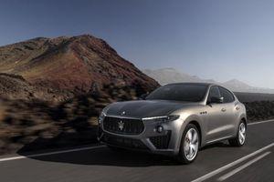 Maserati Levante Vulcano mới chỉ được sản xuất 150 chiếc, giá từ 2,55 tỷ VNĐ