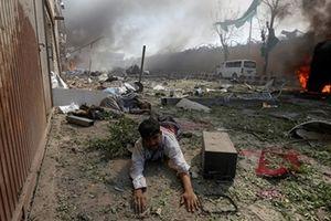 Đánh bom vào căn cứ quân sự Afghanistan: ít nhất 12 người chết