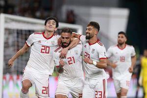 Thắng dễ ĐT Oman, ĐT Iran hẹn ĐT Trung Quốc ở tứ kết Asian Cup 2019