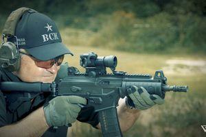 Tính năng chiến đấu đáng gờm của súng trường Galil ACE